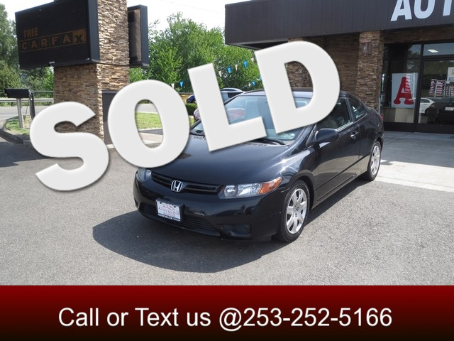 2008 Honda Civic LX The CARFAX Buy Back Guarantee that comes with this vehicle means that you can
