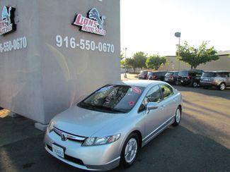 2008 Honda Civic Navigation Sacramento, CA