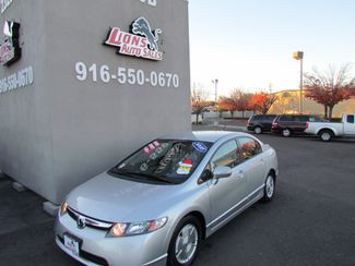 2008 Honda Civic Leather , Low Miles Sacramento, CA
