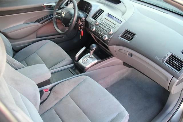 2008 Honda Civic LX Santa Clarita, CA 9