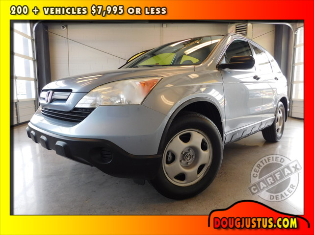 2008 Honda CR-V LX  city TN  Doug Justus Auto Center Inc  in Airport Motor Mile ( Metro Knoxville ), TN