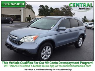 2008 Honda CR-V EX-L | Hot Springs, AR | Central Auto Sales in Hot Springs AR