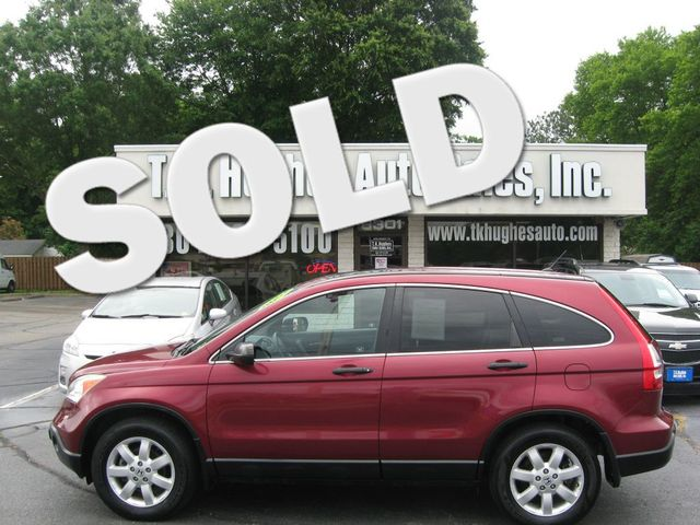 2008 Honda CR-V EX Richmond, Virginia 0