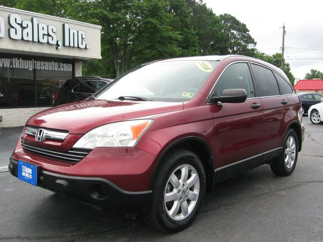 2008 Honda CR-V EX Richmond, Virginia 1