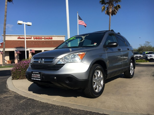 2008 Honda CR-V EX This is a 208 Honda CRV EX Whistler Silver Metallic Exterior Gray Cloth Inter