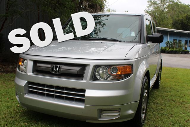 2008 Honda Element SC | Charleston, SC | Charleston Auto Sales in Charleston SC