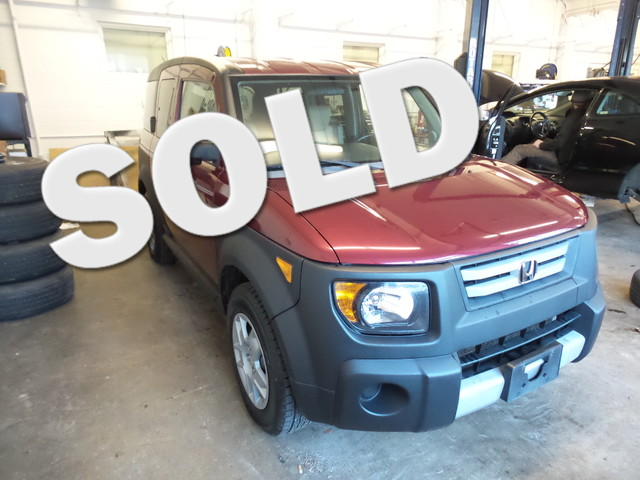 2008 Honda Element LX | Endicott, NY | Just In Time, Inc. in Endicott NY
