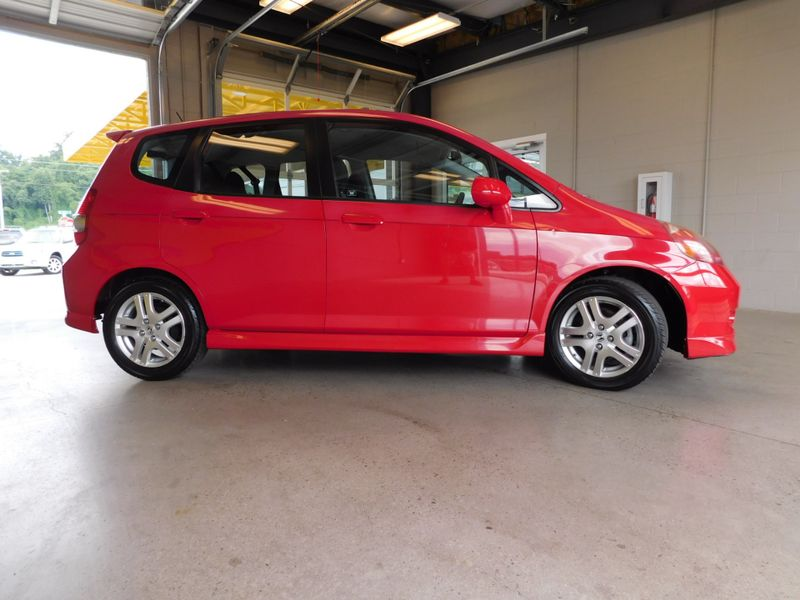 2008 Honda Fit Sport  city TN  Doug Justus Auto Center Inc  in Airport Motor Mile ( Metro Knoxville ), TN