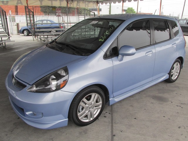 2008 Honda Fit Sport This particular vehicle has a SALVAGE title Please call or email to check ava