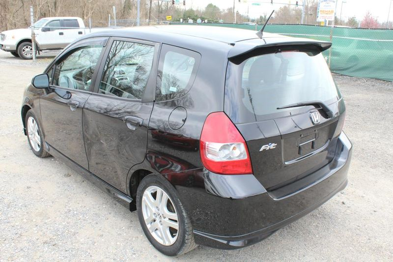 2008 Honda Fit Sport  city MD  South County Public Auto Auction  in Harwood, MD