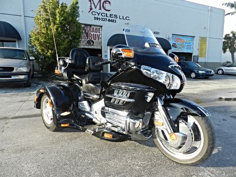 2008 Honda Gold Wing Goldwing Lehman Trike Only 9,324 miles! Must See!!! in Hollywood, Florida