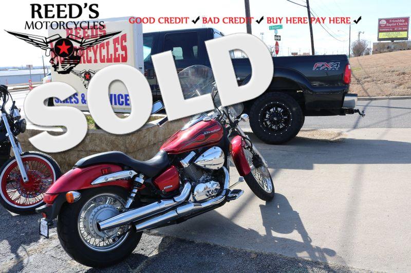 2008 Honda Shadow  | Hurst, Texas | Reed's Motorcycles in Hurst Texas
