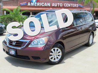 2008 Honda Odyssey EX-L | Houston, TX | American Auto Centers in Houston TX