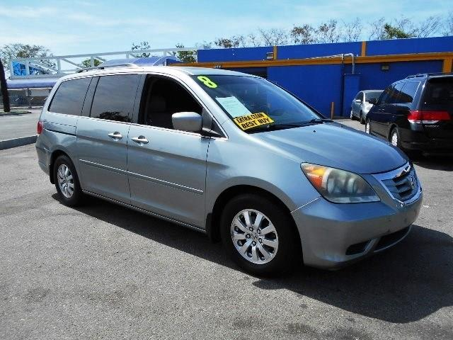 2008 Honda Odyssey EX-L Limited warranty included to assure your worry-free purchase AutoCheck re