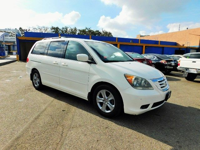 2008 Honda Odyssey Touring Limited warranty included to assure your worry-free purchase AutoCheck