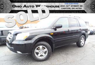 2008 Honda Pilot EX-L 4x4 Tv/DVD Sunroof 3rd Row We Finance | Canton, Ohio | Ohio Auto Warehouse LLC in  Ohio