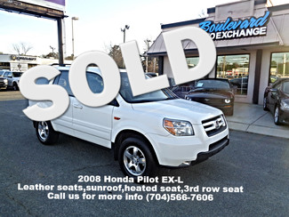 2008 Honda Pilot EX-L Charlotte, North Carolina
