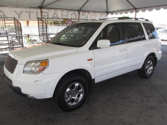2008 Honda Pilot EX-L This particular Vehicle comes with 3rd Row Seat Please call or e-mail to ch