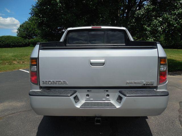 2008 Honda Ridgeline RTS Leesburg, Virginia 7