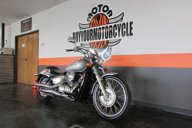 2008 Honda Shadow® Spirit 750 C2 Arlington, Texas 2