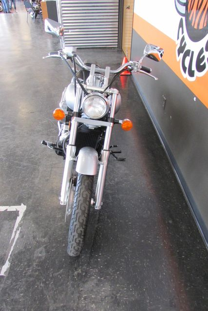 2008 Honda Shadow® Spirit 750 C2 Arlington, Texas 4
