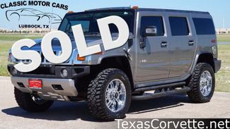 2008 Hummer H2 in Lubbock Texas