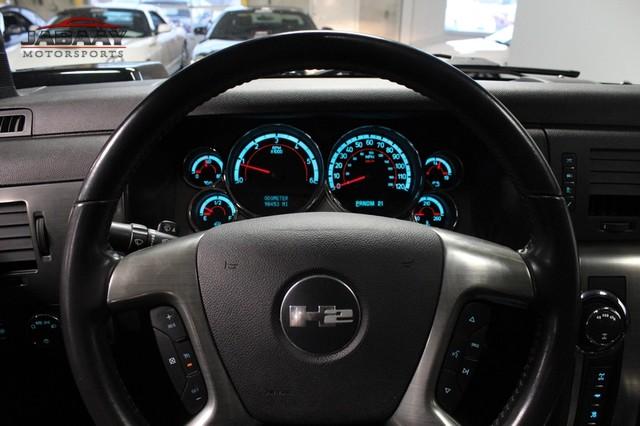 2008 Hummer H2 SUV Merrillville, Indiana 17