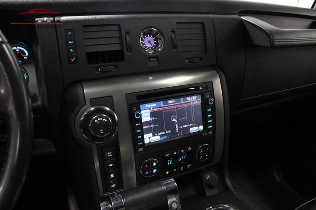 2008 Hummer H2 SUV Merrillville, Indiana 19