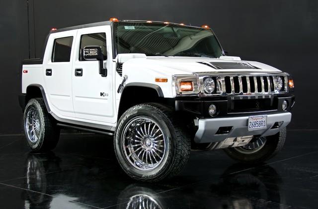 2008 Hummer H2 SUT | Milpitas, California | NBS Auto Showroom