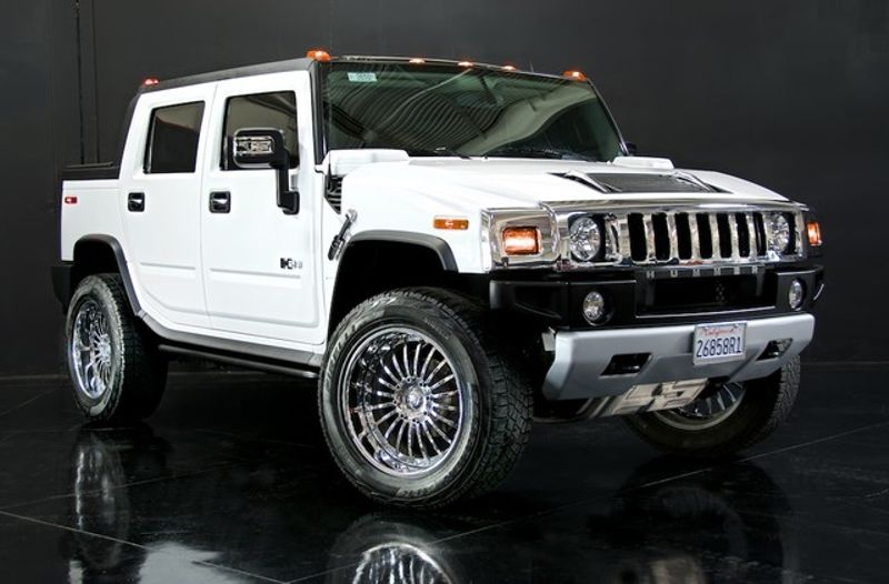 2008 Hummer H2 SUT | Milpitas, California | NBS Auto Showroom