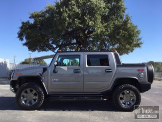 2008 Hummer H2 Luxury SUT 6.2L V8 AWD   American Auto Brokers San Antonio, TX in San Antonio Texas