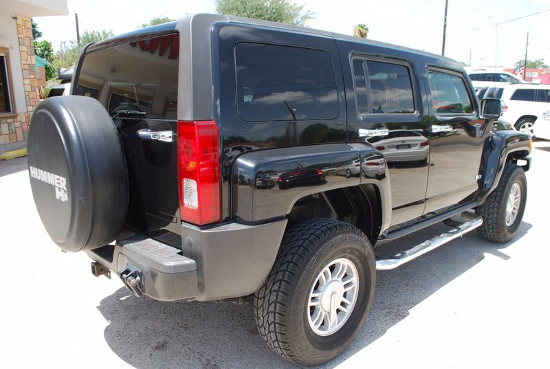 2008 Hummer H3 SUV  Brownsville TX  English Motors  in Brownsville, TX