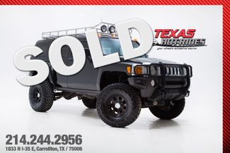2008 Hummer H3 Luxury Lifted With Many Upgrades | Carrollton, TX | Texas Hot Rides in Carrollton