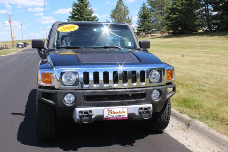 2008 Hummer H3 SUV  city MT  Bleskin Motor Company   in Great Falls, MT