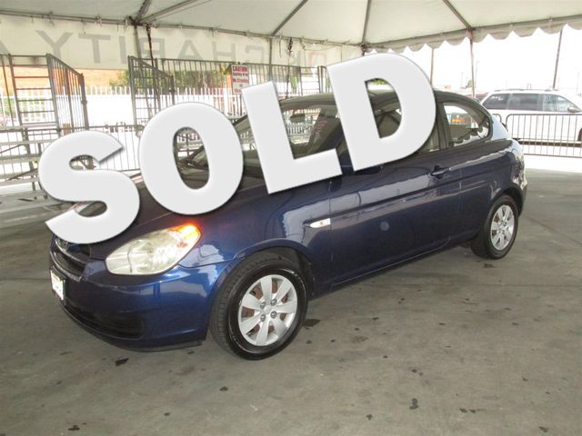 2008 Hyundai Accent GS Please call or e-mail to check availability All of our vehicles are avai
