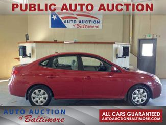 2008 Hyundai ELANTRA  | JOPPA, MD | Auto Auction of Baltimore  in Joppa MD