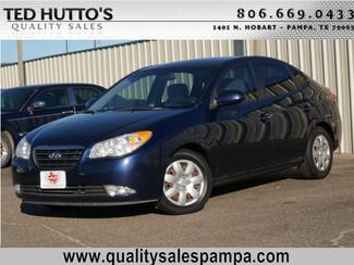 2008 Hyundai Elantra GLS Pampa, Texas