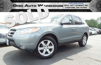 2008 Hyundai Santa Fe Limited AWD Sunroof 1-Own Cln Carfax We Finance | Canton, Ohio | Ohio Auto Warehouse LLC in  Ohio