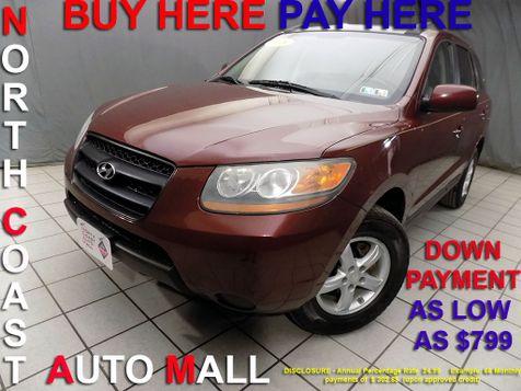 2008 Hyundai Santa Fe GLS As low as $799 DOWN in Cleveland, Ohio