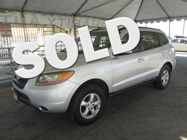 2008 Hyundai Santa Fe GLS Please call or e-mail to check availability All of our vehicles are a