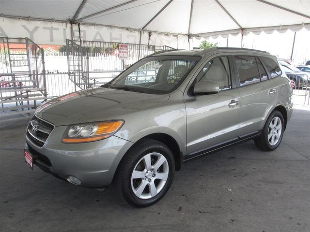 2008 Hyundai Santa Fe Limited This particular Vehicle comes with 3rd Row Seat Please call or e-ma