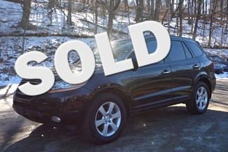 2008 Hyundai Santa Fe Limited Naugatuck, Connecticut