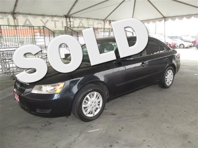 2008 Hyundai Sonata GLS Please call or e-mail to check availability All of our vehicles are ava