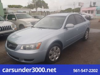 2008 Hyundai Sonata GLS Lake Worth , Florida 1