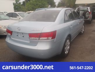 2008 Hyundai Sonata GLS Lake Worth , Florida 2