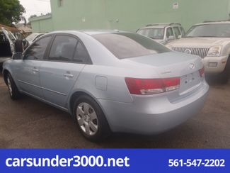 2008 Hyundai Sonata GLS Lake Worth , Florida 3