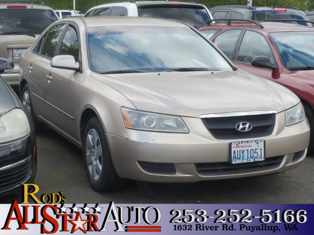 2008 Hyundai Sonata GLS The CARFAX Buy Back Guarantee that comes with this vehicle means that you