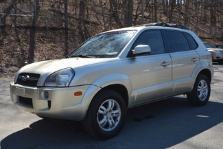 2008 Hyundai Tucson Limited Naugatuck, Connecticut