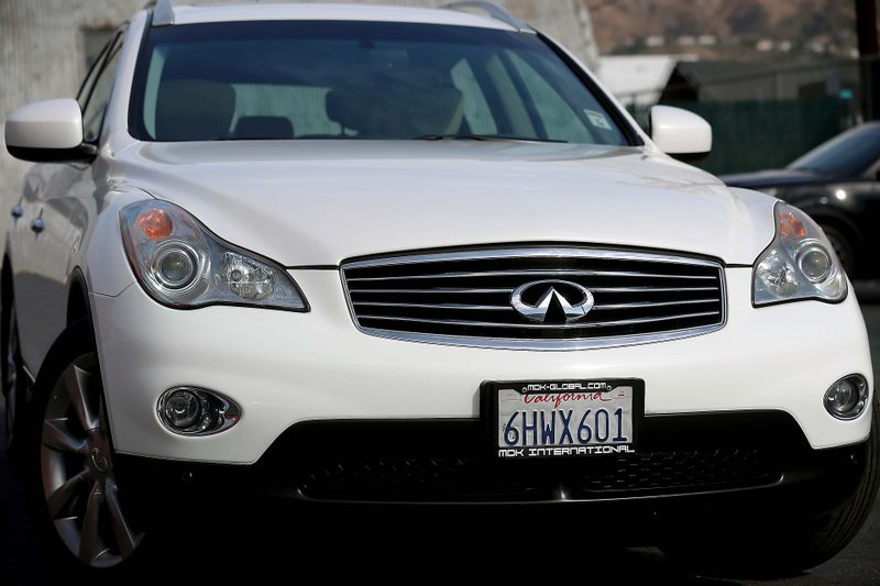 2008 Infiniti EX35 Journey - AWD - Navigation  city California  MDK International  in Los Angeles, California