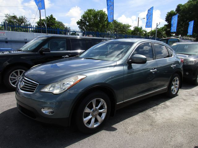 2008 INFINITI EX35 Journey Come and visit us at oceanautosalescom for our expanded inventoryThis